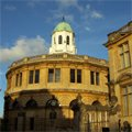 Sheldonian divadlo Oxford