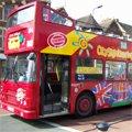 turistický autobus — Oxford