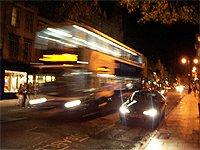 Oxford v noci