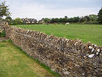 anglické vesnice
