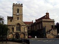 Abingdon kostel