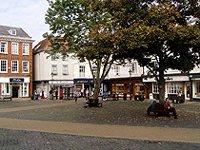 Abingdon náměstí