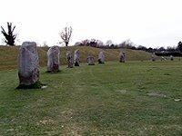 Avebury kameny