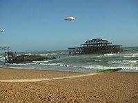 Brighton – západní molo