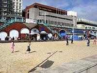 Brighton – pláže