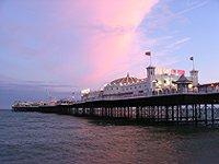 Brightonské molo