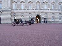 Londýn, Buckinghamský palác