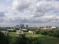 Londýn Greenwich