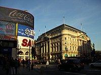 Londýn Piccadilly
