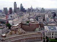 Londýnské budovy
