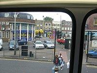 Londýn dvouposchoďák