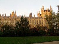 budova parlamentu
