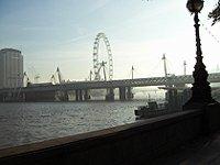 řeka Temže