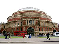 Royal Albert Hall Londýn