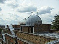 Královská observatoř Londýn Greenwich