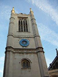St Margaret's kostel Londýn