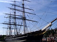 Greenwich - plachetnice