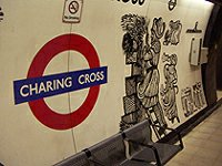 Charing Cross Northern line