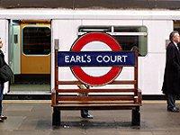 Earl's Court stanice metra