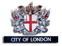 Londýn logo - City of London
