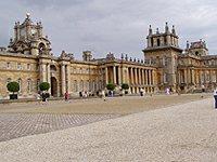 Blenheimský Palác Oxford