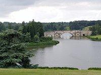 město Woodstock - Blenheimský Palác