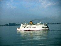 Trajekt Oostende Belgie - Ramsgate