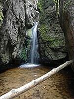 Adršpašský vodopád