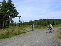 Orlické hory na kole