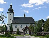 Lidečko kostel