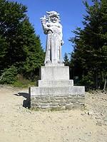 Radegast socha