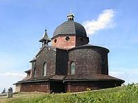 Radhošť kaple sv. Cyrila a Metoděje