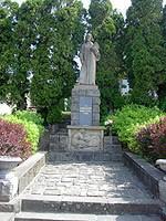 Památník J. A. Komenského