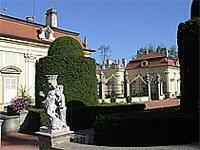 Buchlovice zámek