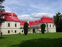 Koryčany zámek