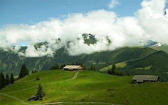 Allmendhubel švýcarsko