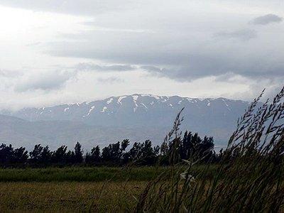 Syrie Libanonské hory