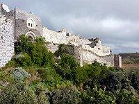 Sýrie hrad Markab