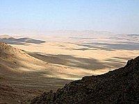 Sýrie Már Músá poušť