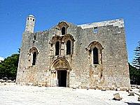 Sýrie Tartus katedrála Panny Marie