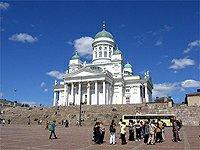 Helsinská katedrála