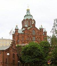 Pravoslavný chrám Zesnutí Panny Marie