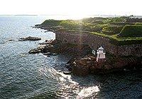 Suomenlinna námořní pevnost