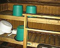 Pravá finská sauna Nuuksio Helsinky