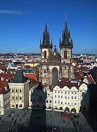 Praha Staroměstské náměstí