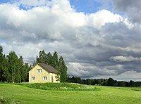 Finský domek