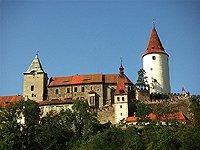 hrad Křivoklád