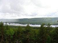 Herajärvi jezero
