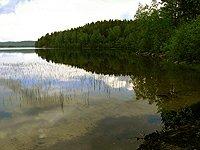 Kolin kansallispuisto jezero