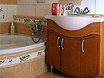 Koupelna, novostavba Horní Lhota